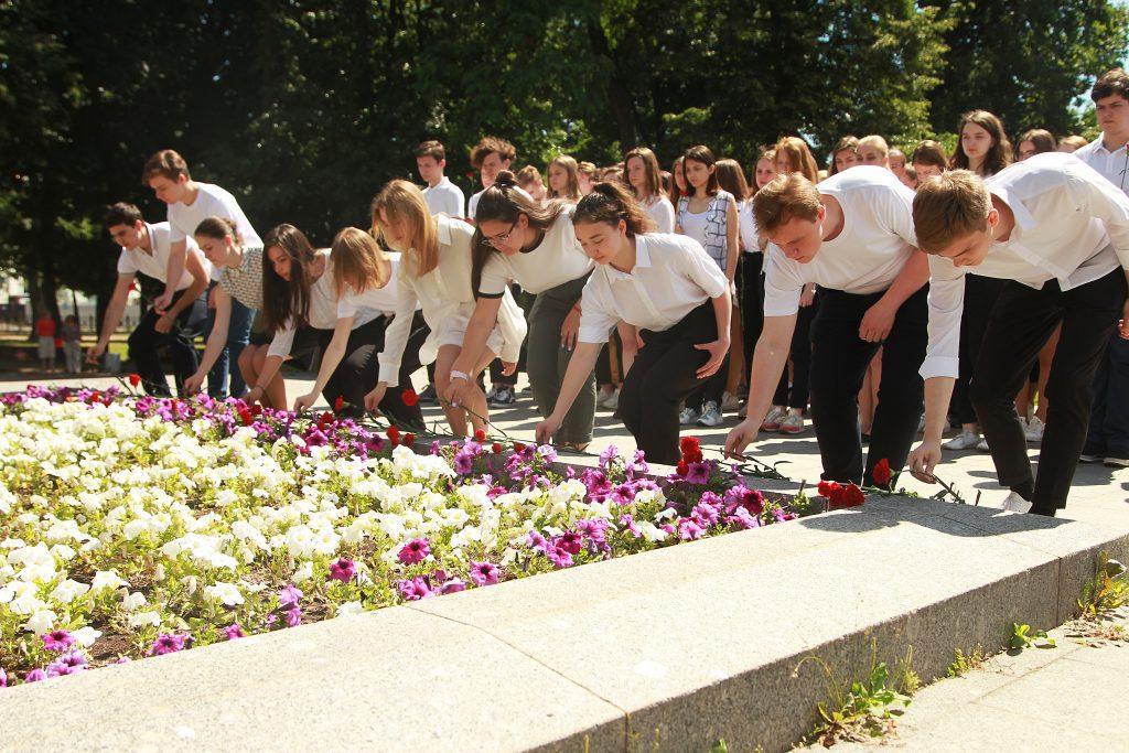 Акция «Вам, московские ополченцы» пройдет в нескольких района Центрального округа