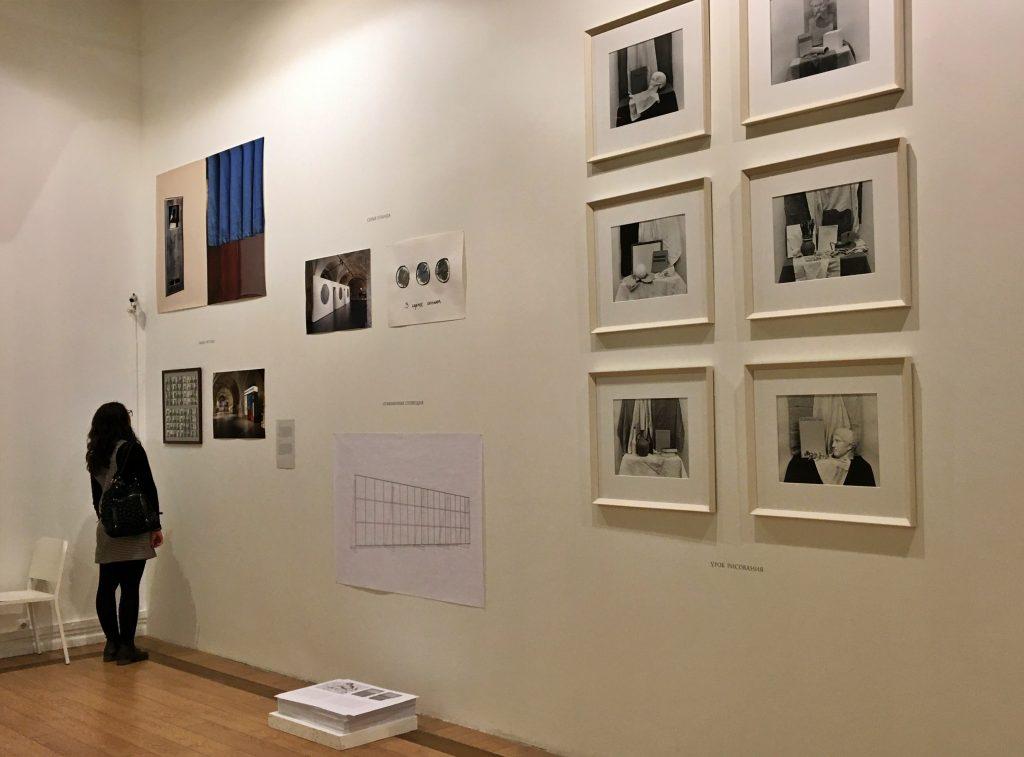 Масляная живопись и коллажи: выставка откроется в Доме-музее Марины Цветаевой
