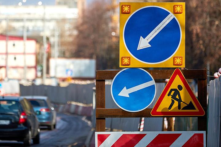 Три участка дорожного полотна отремонтировали в Тверском районе