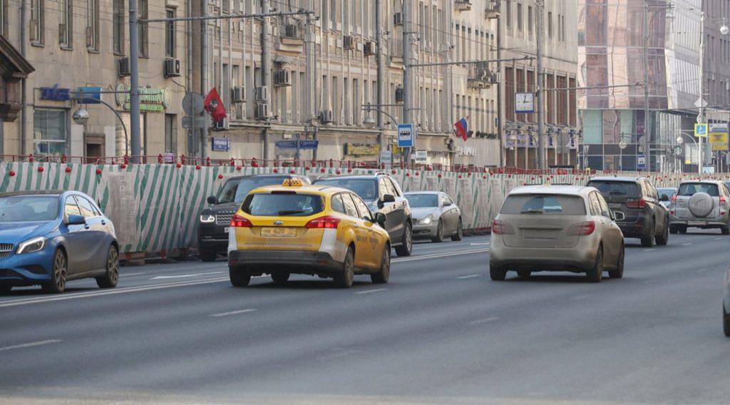 Дороги отремонтировали на Делегатской улице и по другим адресам Тверского района