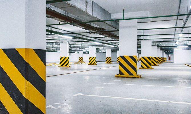 Парковочные места в Таганском районе выставили на торги