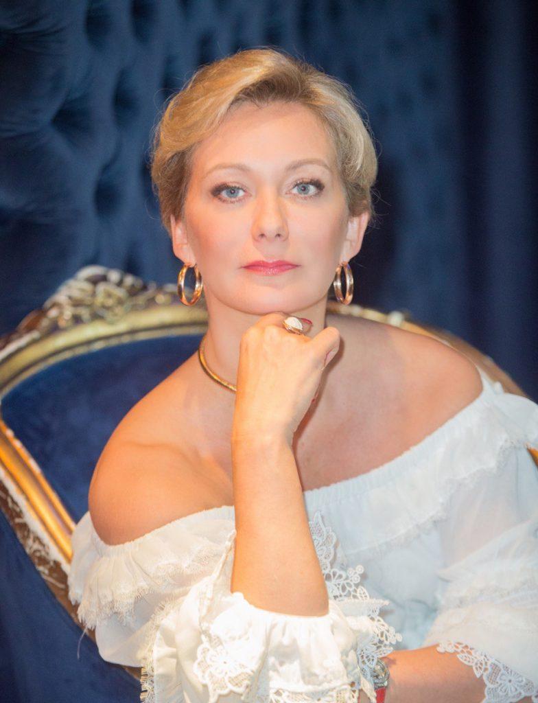 Инна Гинкевич: Не люблю спокойные дни