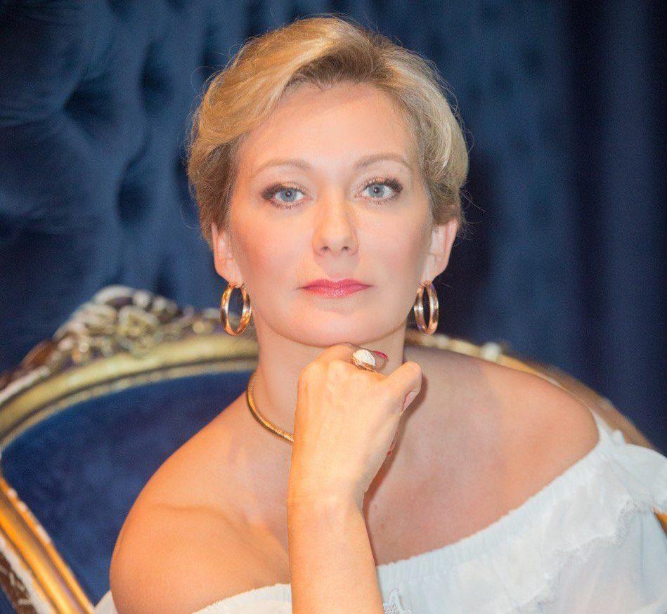 Инна Гинкевич: Не люблю спокойные дни. Фото из личного архива
