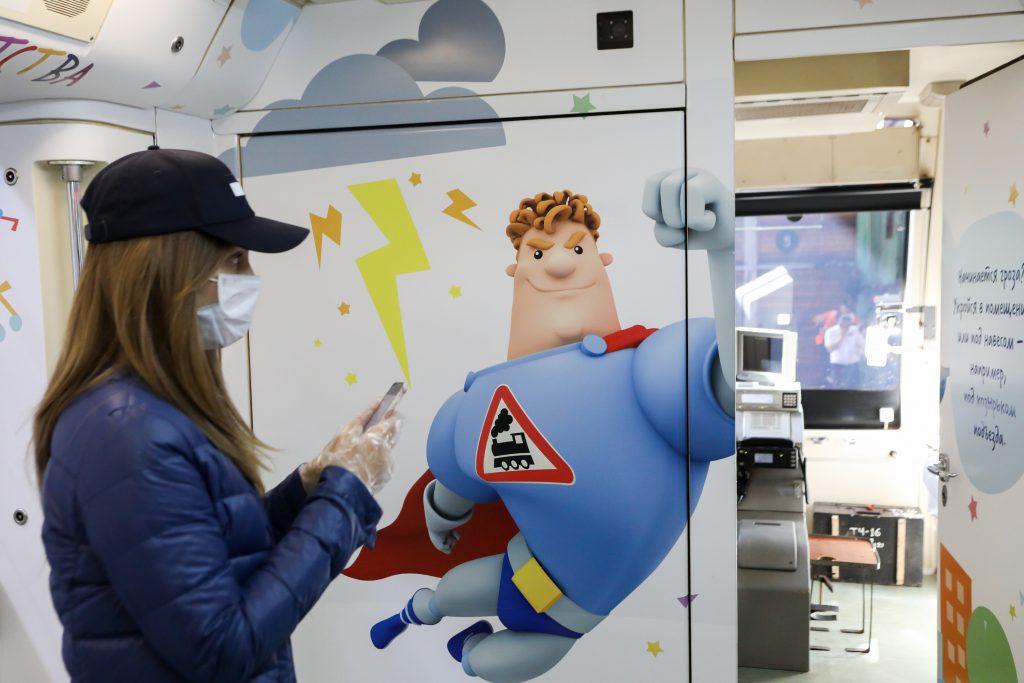 Новый тематический поезд запустили на Арбатско-Покровской линии метро