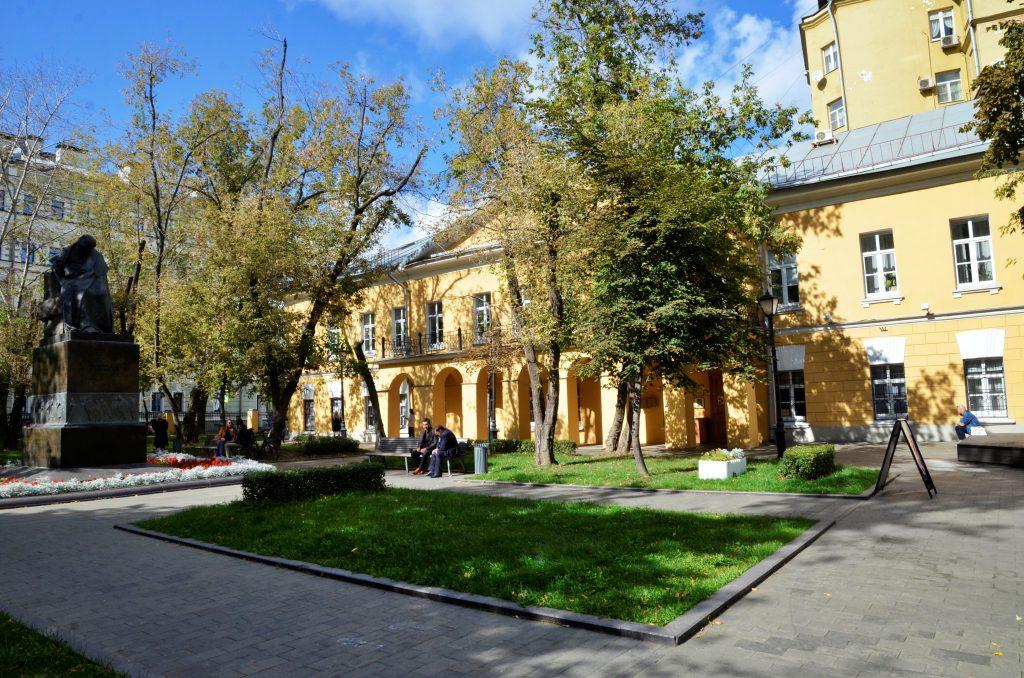 Лекция о поэтическом творчестве прошла в «Доме Гоголя»
