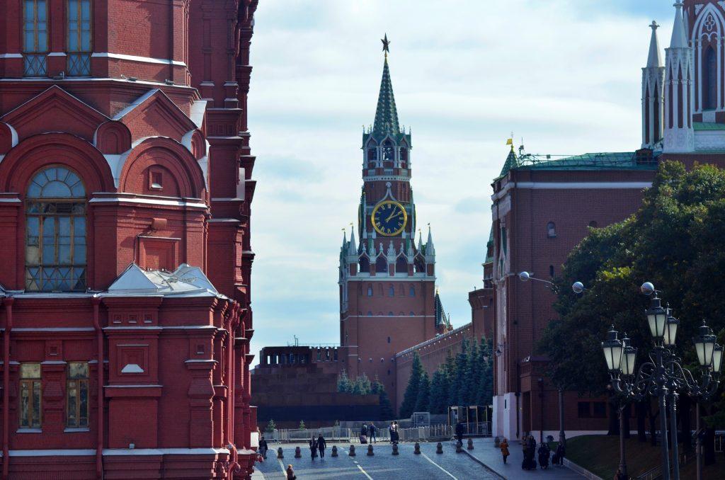 Кремль закроют для посещений в День России. Фото: Анна Быкова
