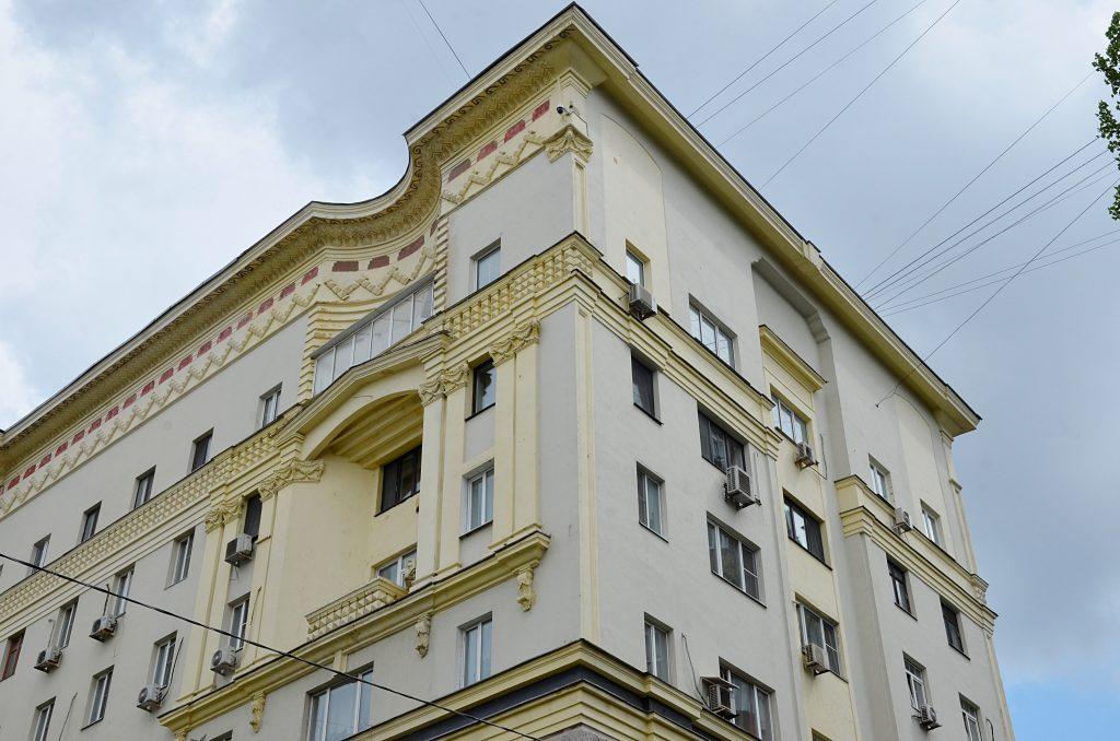 Отселенные и частично отселенные дома проинспектируют в районе Арбат