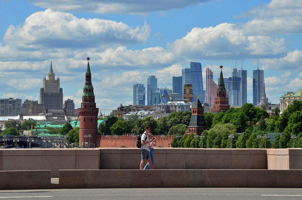 Новые социальные объекты ввели в эксплуатацию в Москве
