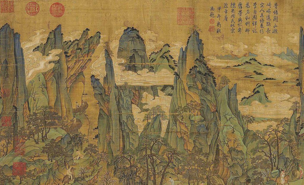 Особенности китайской живописи разберут на мастер-классе Музея Востока