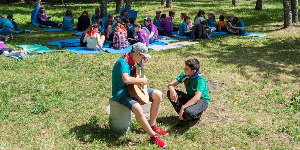 «Мастерские полезных каникул»: детей пригласили на бесплатные занятия в парках