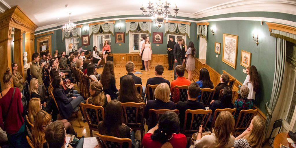 Время оперы наступит в библиотеке Тургенева