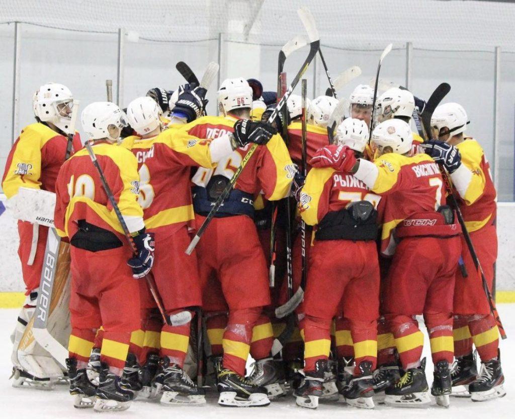 Хоккейная команда «Плехановки» победила в турнире