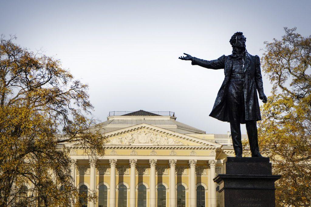 Свои двери для просмотра документального кино о Пушкине открыл «Дом Лосева»