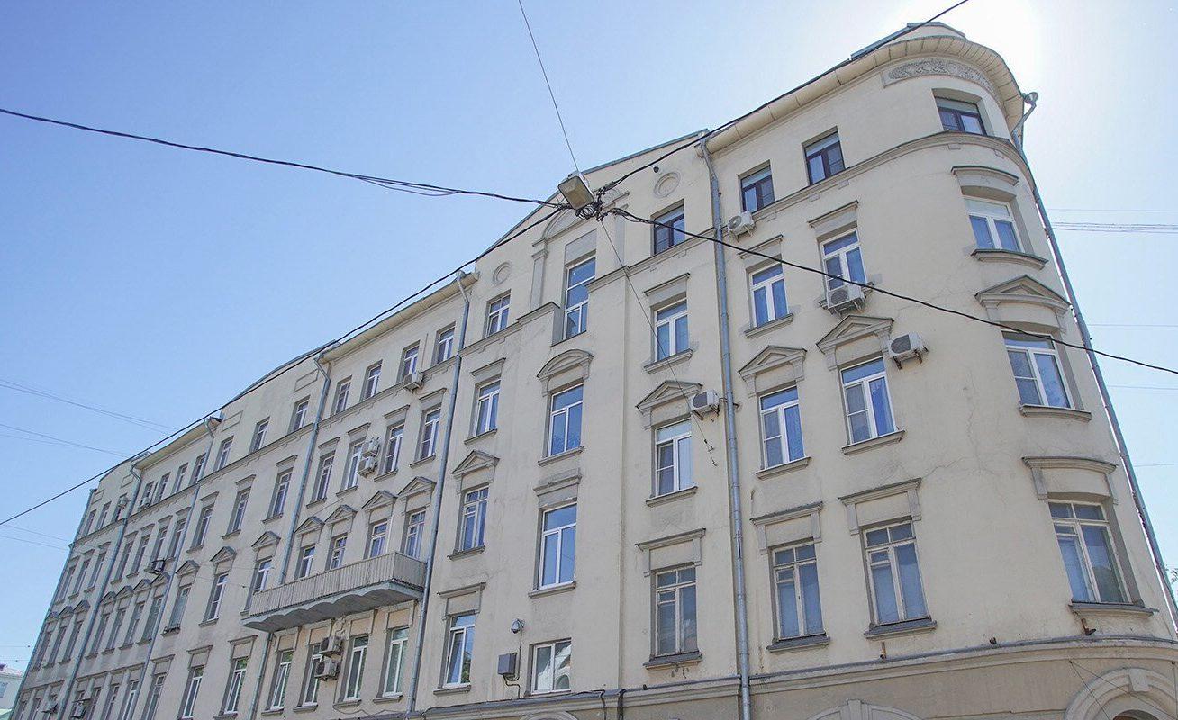 Капитальный ремонт стартовал в четырех домах в центре Москвы. Фото: сайт мэра Москвы
