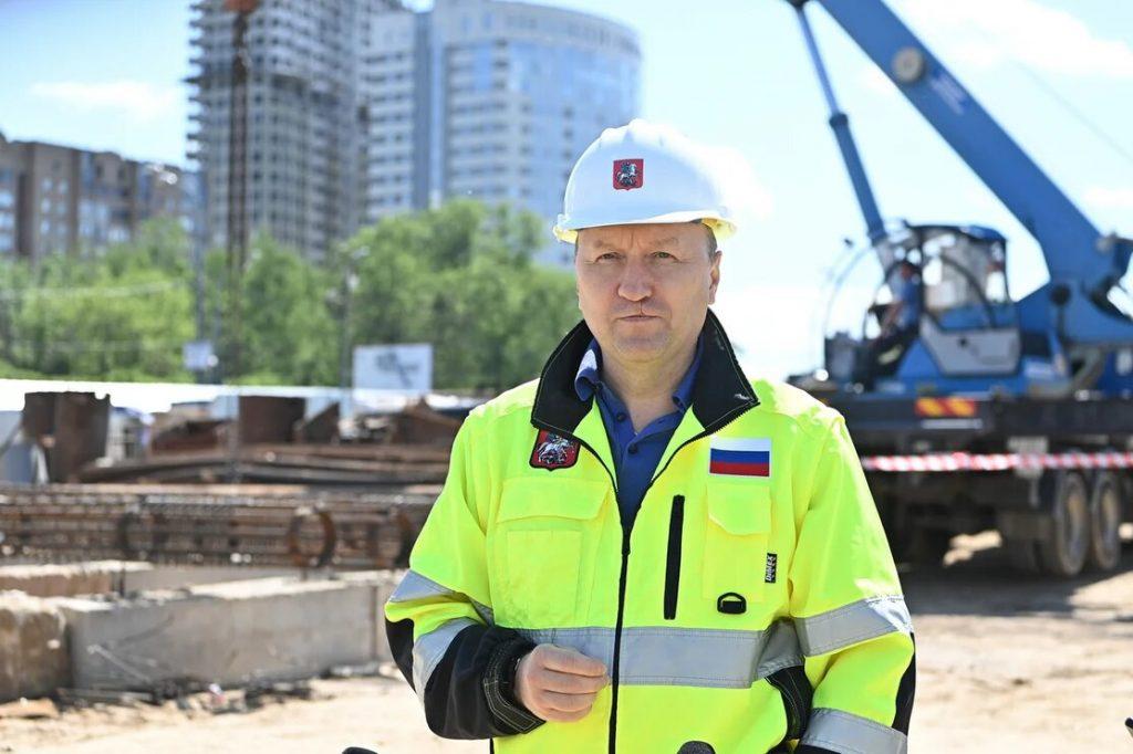 Андрей Бочкарёв: Число рабочих мест в ТиНАО удвоится в течение ближайших пяти лет