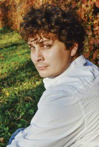 У Владислава следующий сезон в театре будет юбилейным. Фото: из личного архива