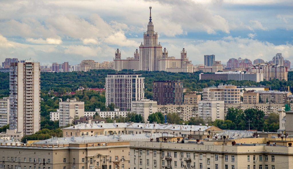 Москва многогранная: лекцию о столице организует «Светловка». Фото: сайт мэра Москвы