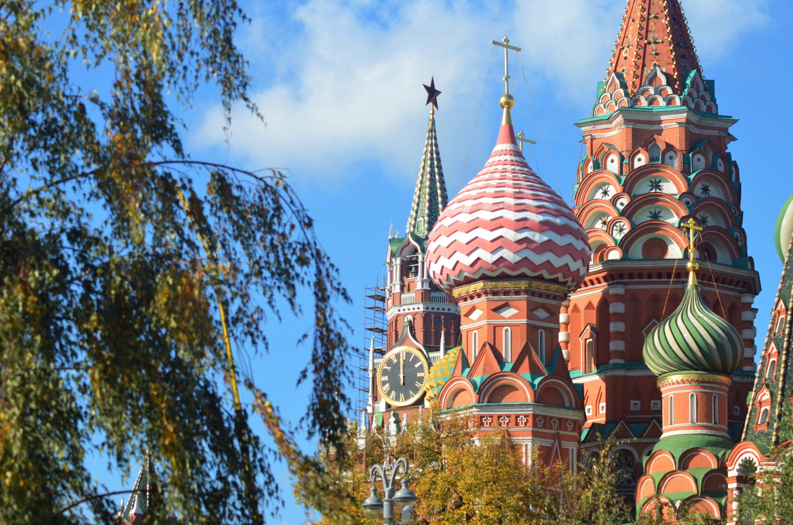 Прогулку по историческому центру столицы провели сотрудники Пушкинской библиотеки. Фото: Анна Быкова