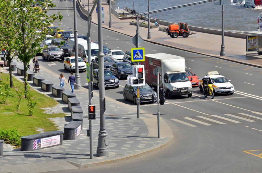 Движение в районе 1-й Тверской-Ямской улицы перекроют из-за дорожных работ