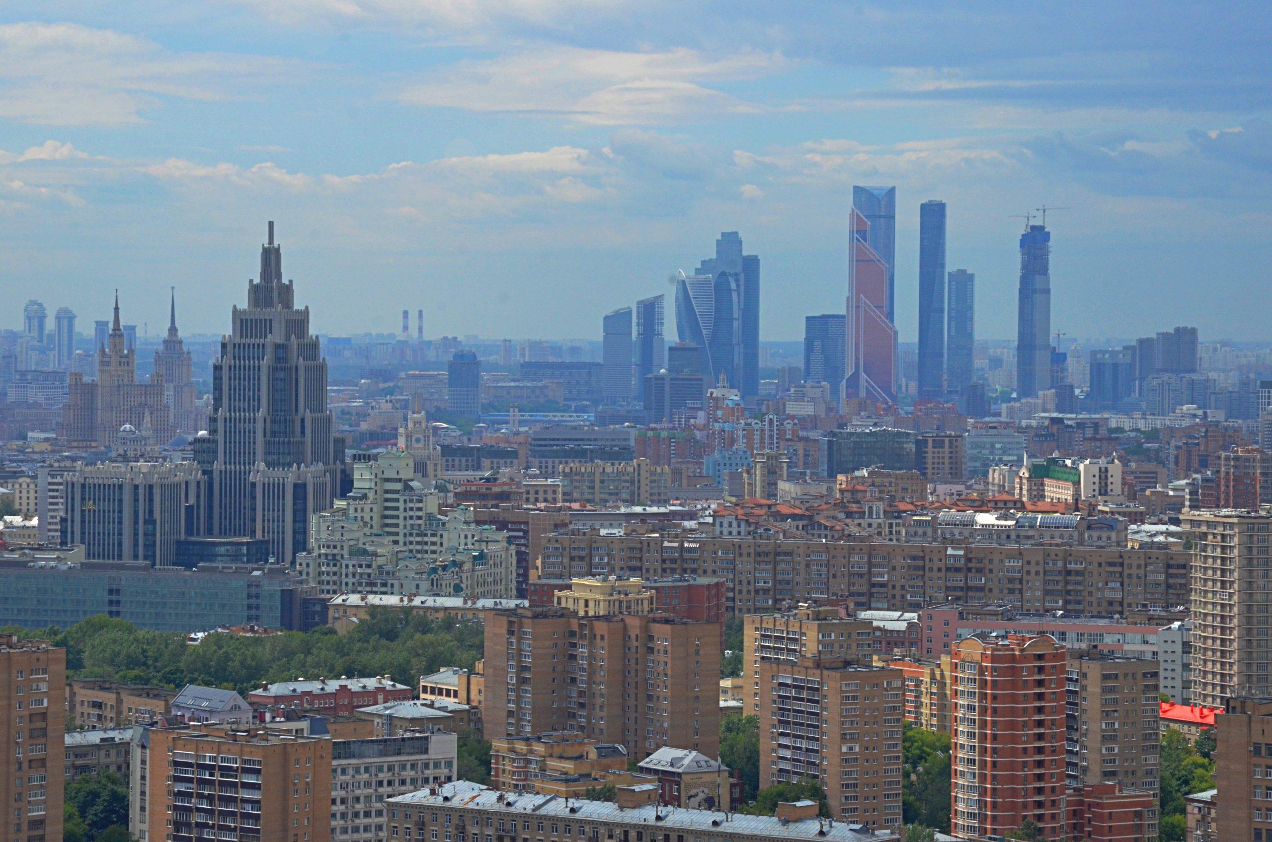Городские власти развивают креативную индустрию столицы. Фото: Анна Быкова