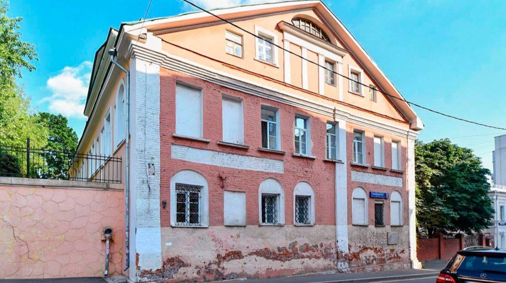 Княжеские палаты Басманного района ждет реставрация. Фото: сайт мэра Москвы
