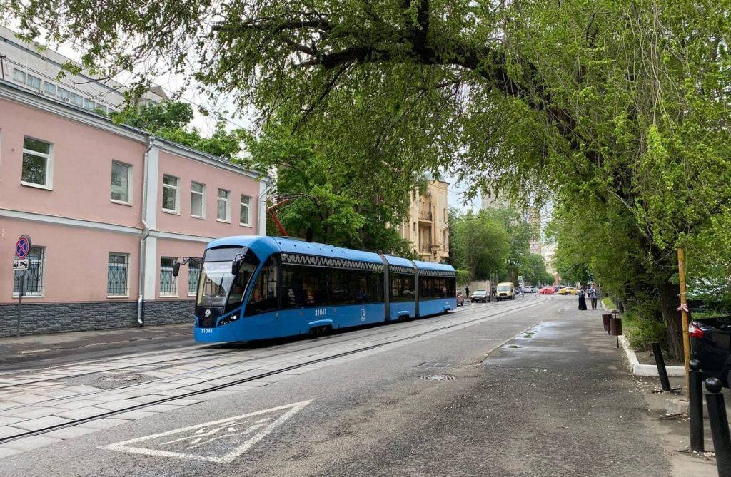 Движение трамваев по Красносельскому району изменится с 31 июля