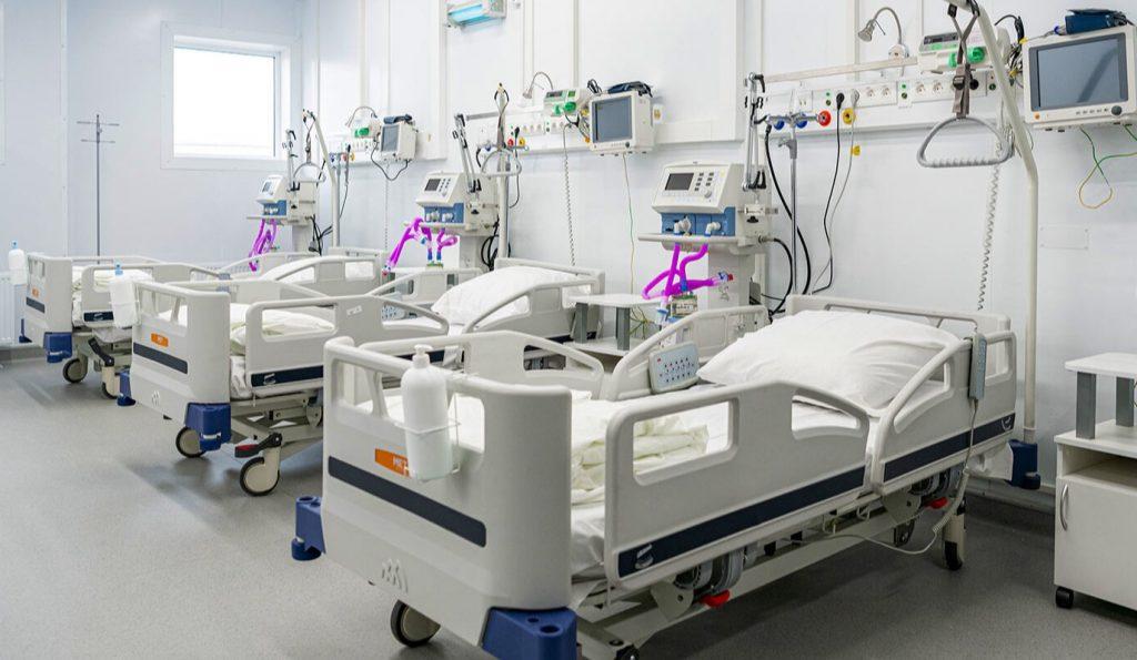 Новый медицинский корпус возведут на территории центра имени Александра Вишневского