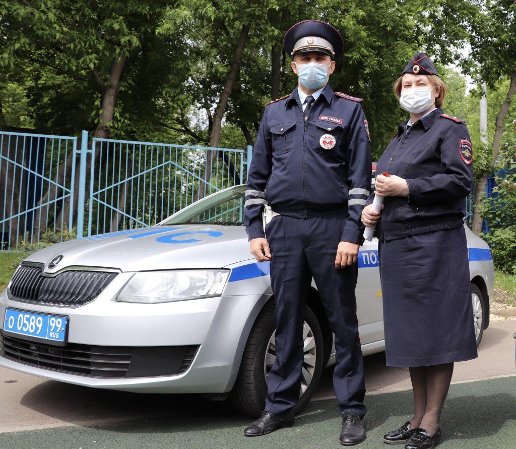 Госавтоинспекция УВД по ЦАО подвела итоги профилактического мероприятия «Нетрезвый водитель»
