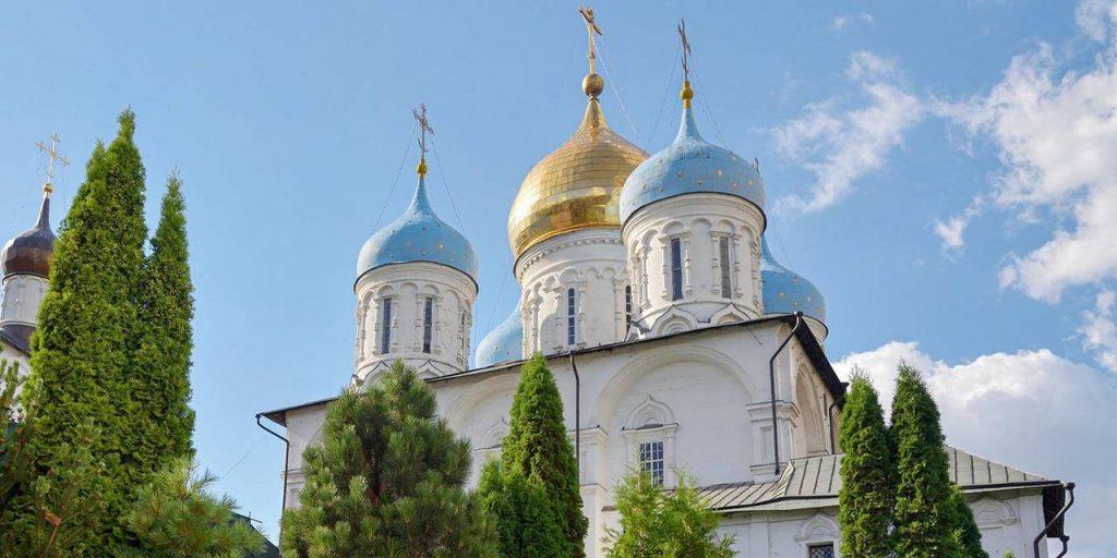 Спасо-Преображенский собор Новоспасского монастыря приведут в порядок к 2023 году