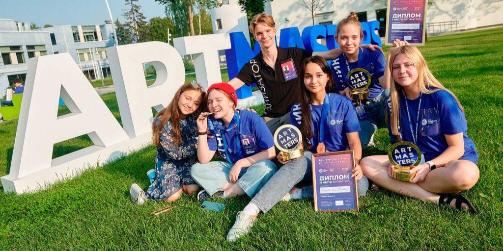 Art Masters: победу в чемпионате творческих компетенций одержали школьники Москвы