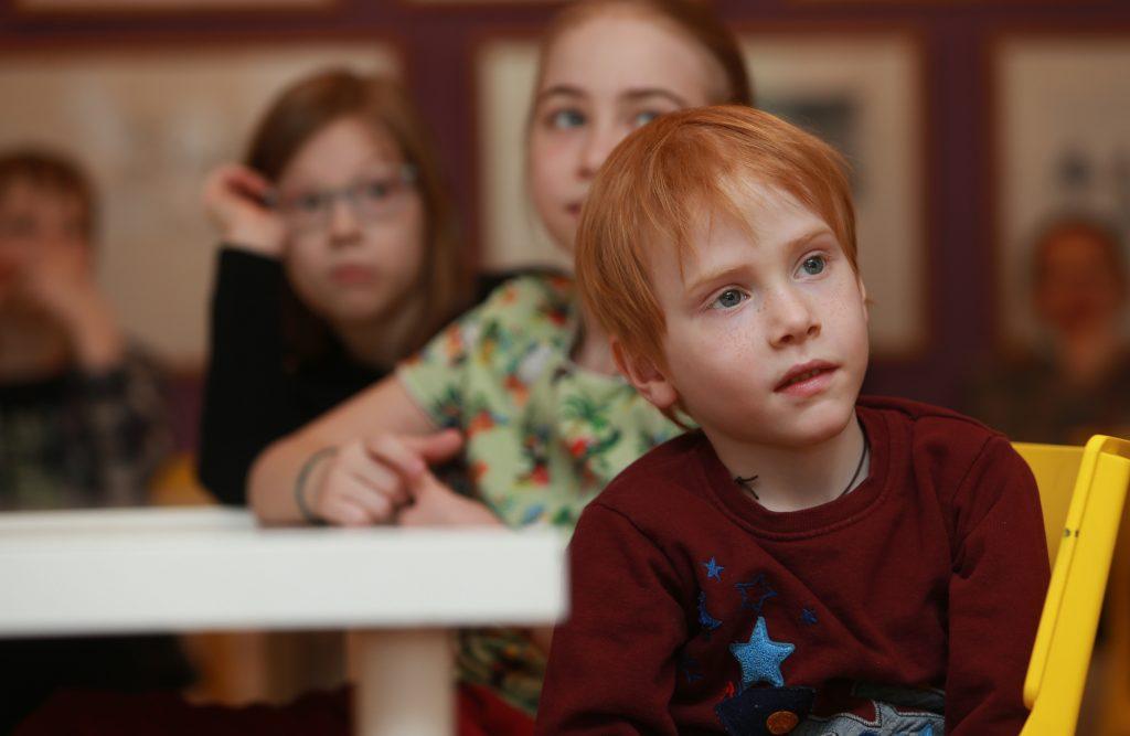 Онлайн-занятие о Нетландии проведут в детской библиотеке
