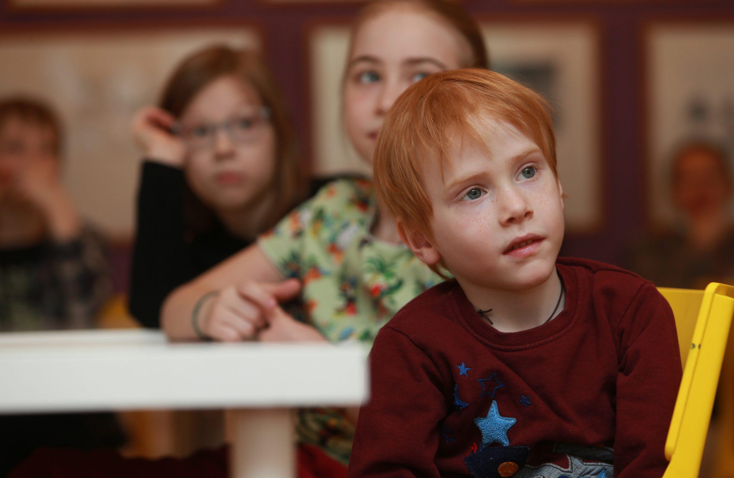 Онлайн-занятие о Нетландии проведут в детской библиотеке. Фото: Наталия Нечаева, «Вечерняя Москва»