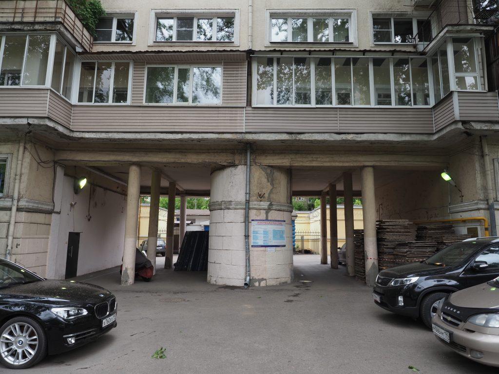 Специалисты утвердили проект капитального ремонта жилого дома в Хамовниках