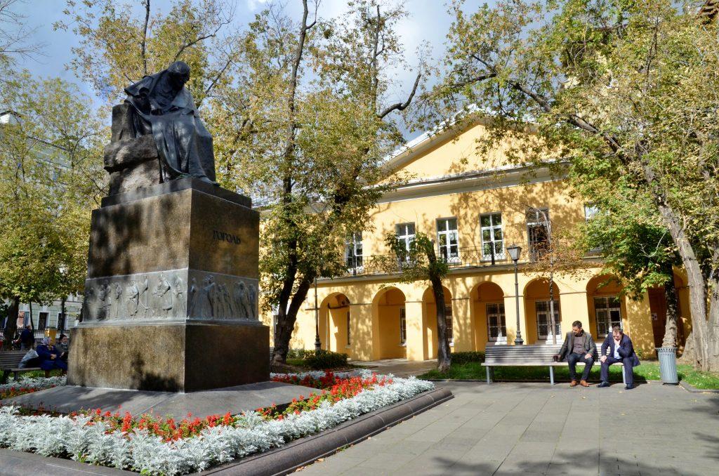 Онлайн-лекцию «Франц Кафка: Бог — мир — человек» провели в «Доме Гоголя»