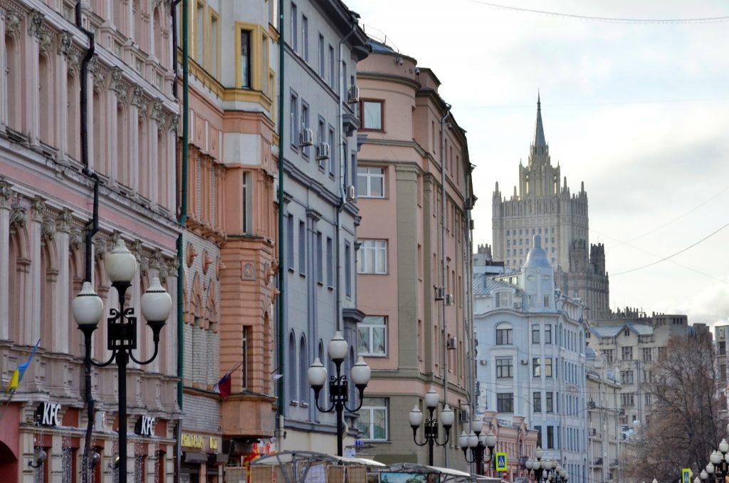 Москва вошла в топ-15 мегаполисов в рейтинге Tech Cities of the Future