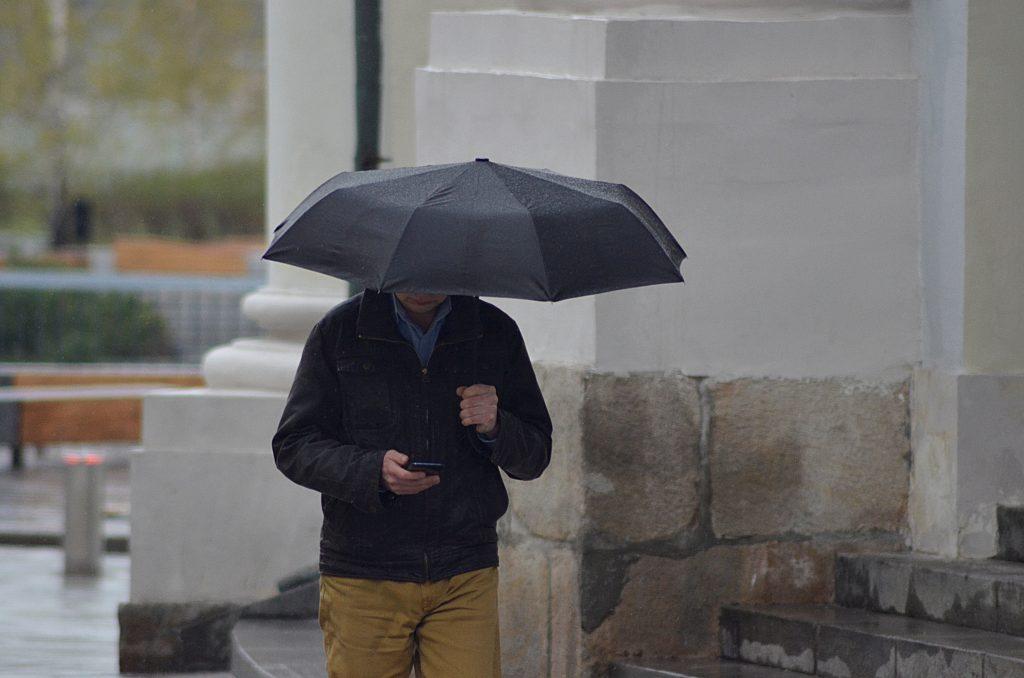 Москвичей предупредили о кратковременных дождях