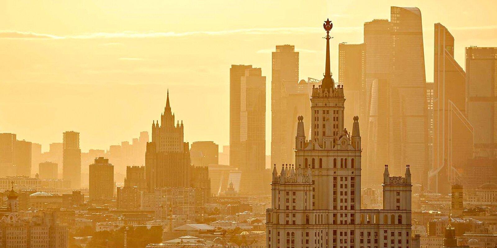 Москва вошла в ТОП-3 рейтинга регионов с актуальной «зелёной» повесткой. Фото: сайт мэра Москвы