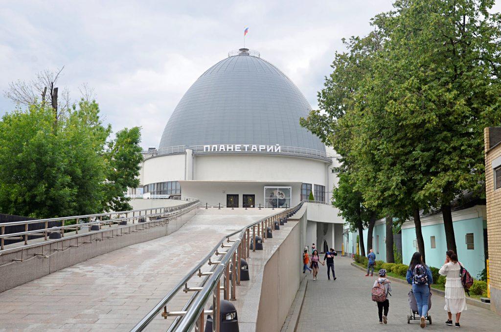 Московский планетарий закроется на ремонт