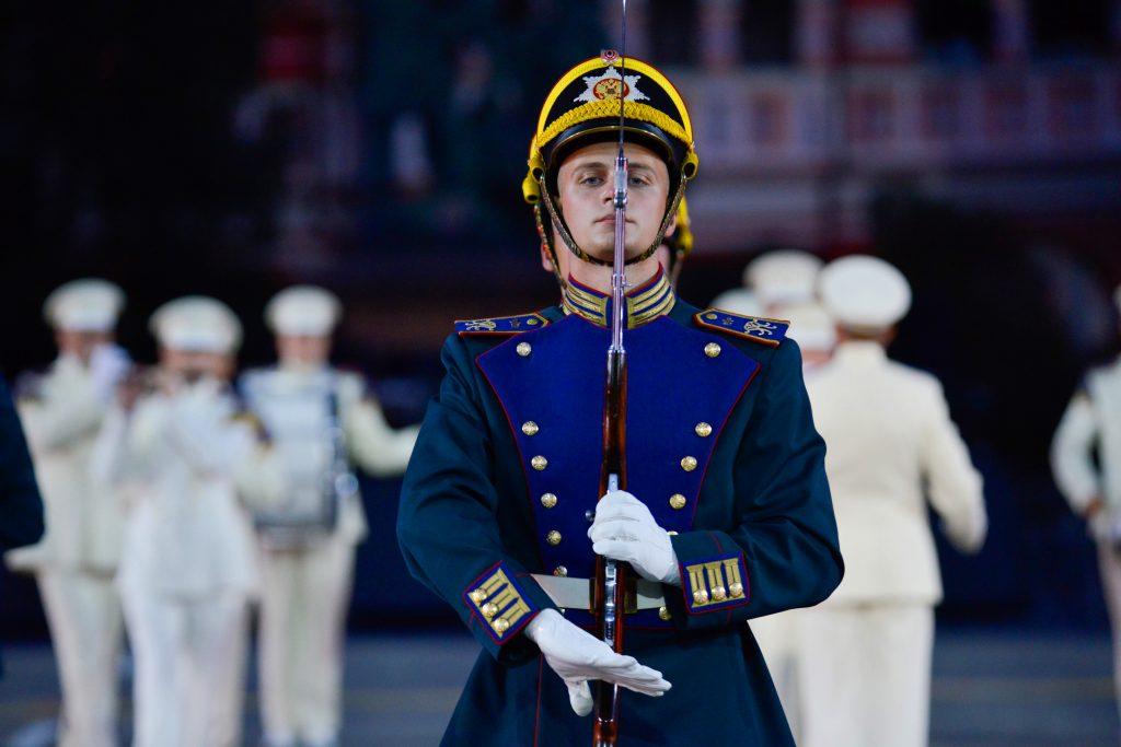 Выступления военных оркестров состоятся в парках «Музеон» и «Фили»