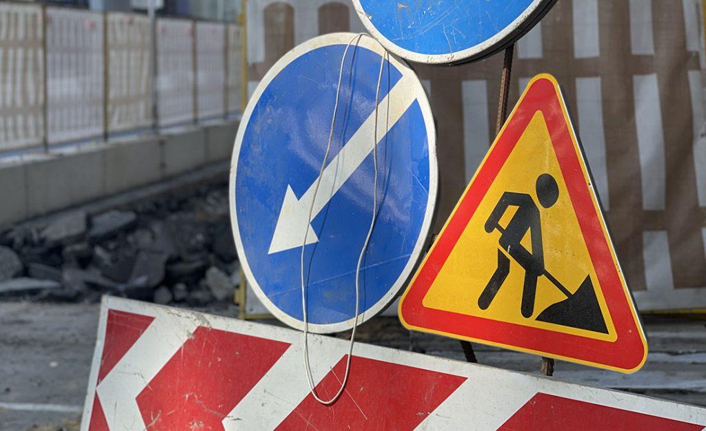 Дорожное полотно отремонтировали в Красносельском районе