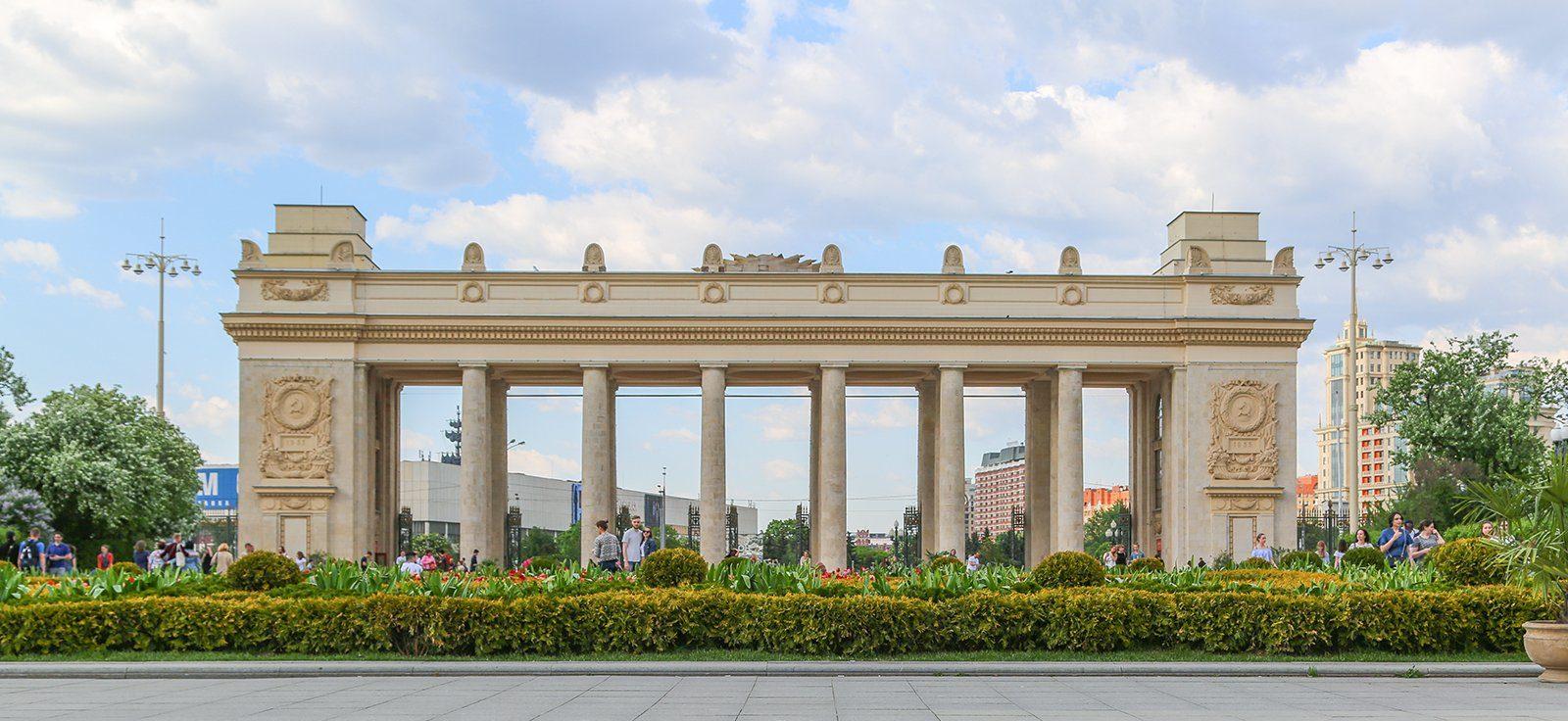 Правительство Москвы представит площадку Created in Moscow на Российской креативной неделе в Парке Горького. Фото: сайт мэра Москвы