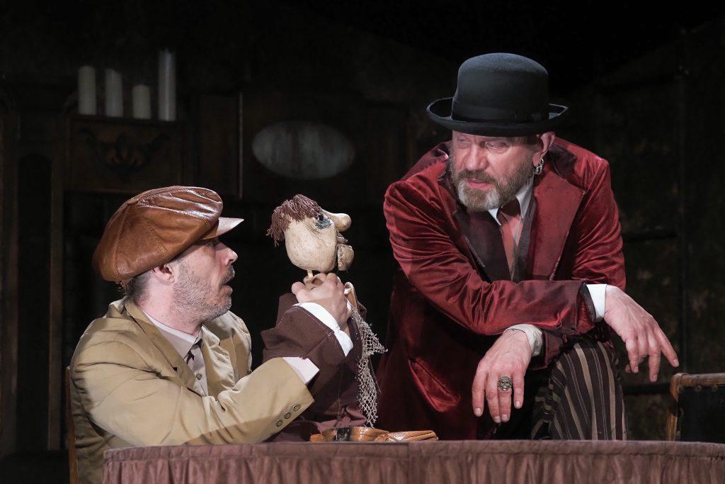 Спектакль по мотивам произведения «Мастер и Маргарита» поставили в Музее- театре «Булгаковский Дом»