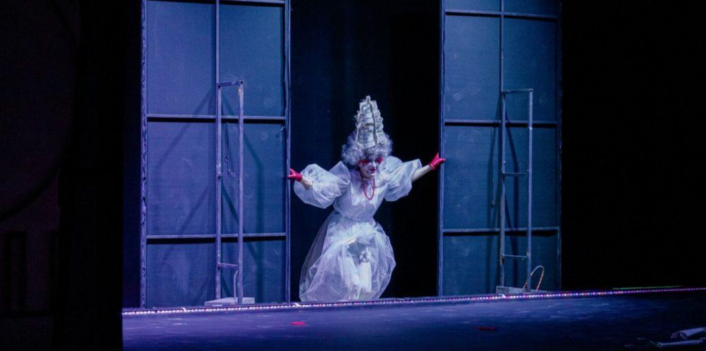 Новый сезон стартовал в Театре Олега Табакова