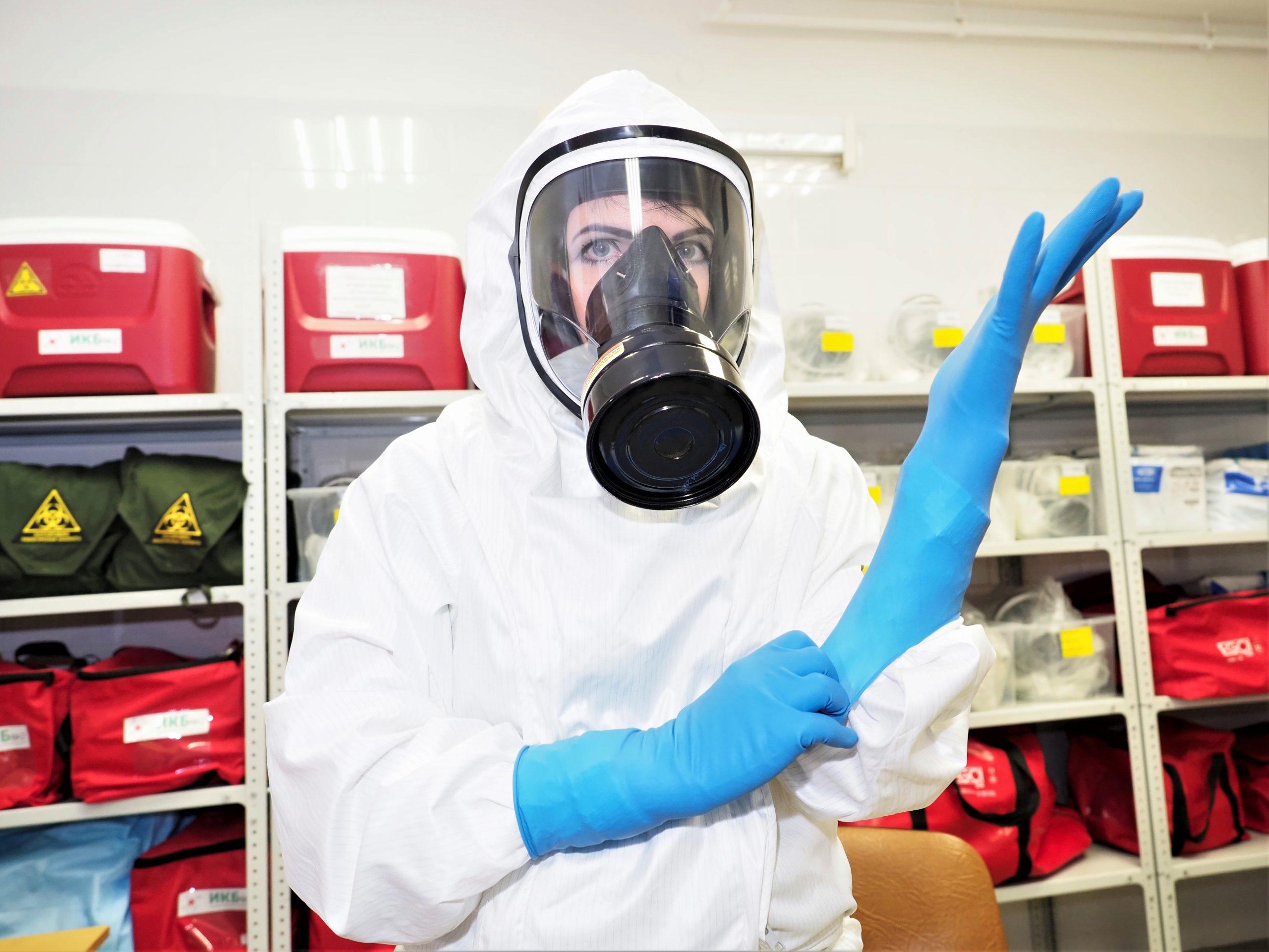 За последние сутки в России обнаружили 19 905 заразившихся COVID-19. Фото: Антон Гердо, «Вечерняя Москва»