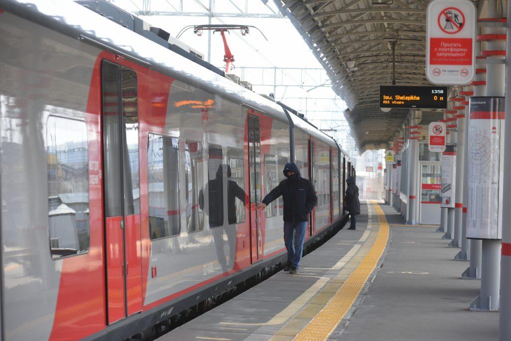 Новый железнодорожный транспорт закупят в столице