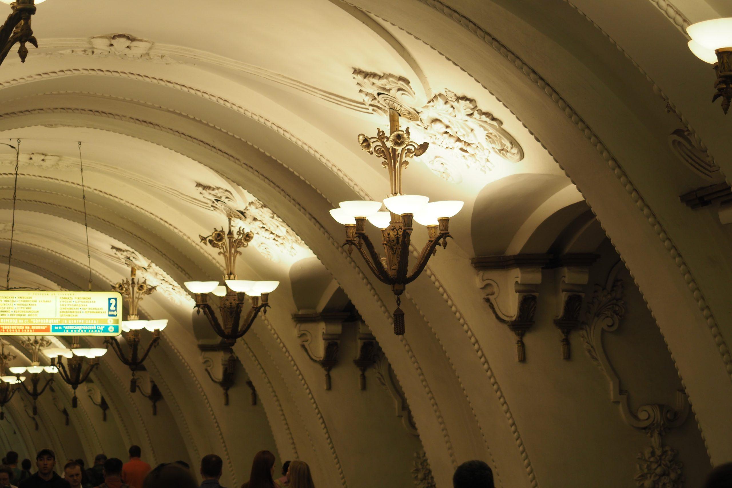 Система Face Pay заработала на всех линиях метро. Фото: Антон Гердо, «Вечерняя Москва»