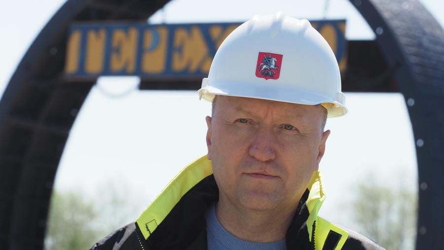 Андрей Бочкарёв: В Дмитровском районе Москвы до конца года достроят BMX-велодром