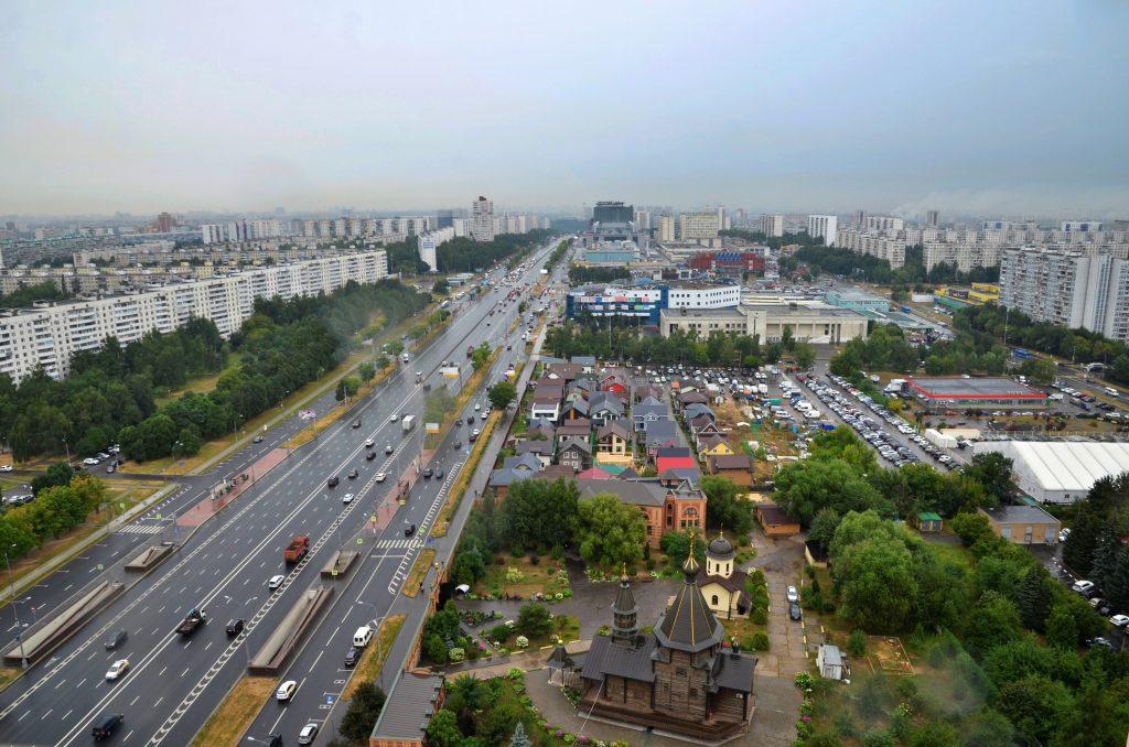 Облачная погода с прояснениями ожидается в столичном регионе