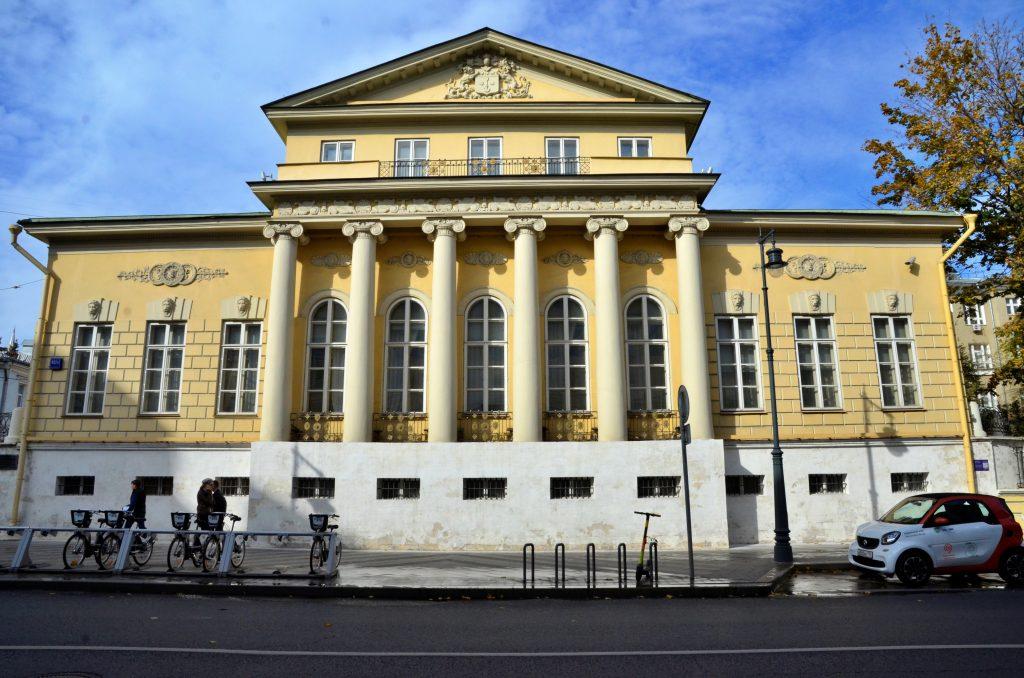 Государственный музей Александра Пушкина приглашает на новую выставку