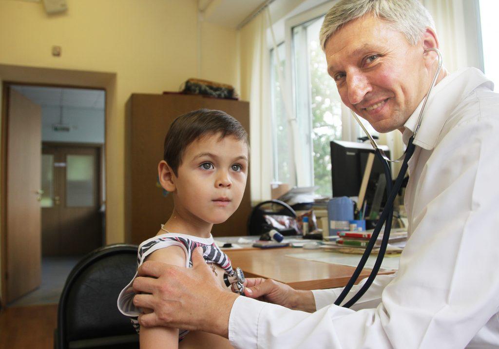 Родители получили доступ к справкам о детских болезнях